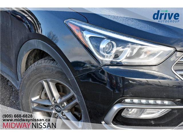 2018 Hyundai Santa Fe Sport 2.4 SE (Stk: U1524R) in Whitby - Image 10 of 27