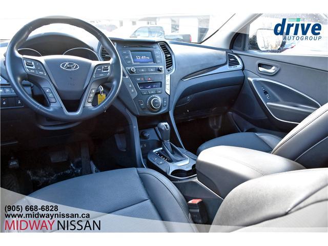 2018 Hyundai Santa Fe Sport 2.4 SE (Stk: U1524R) in Whitby - Image 2 of 27