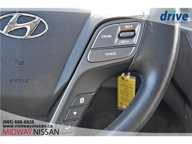 2018 Hyundai Santa Fe Sport 2.4 SE (Stk: U1524R) in Whitby - Image 22 of 27