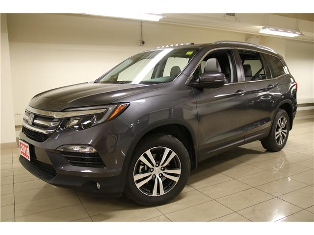 2018 Honda Pilot EX-L RES (Stk: T19114A) in Toronto - Image 1 of 31