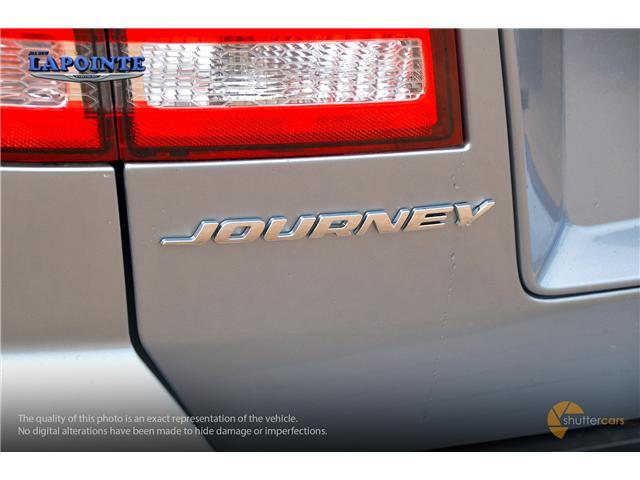 2018 Dodge Journey CVP/SE (Stk: 18321) in Pembroke - Image 5 of 20