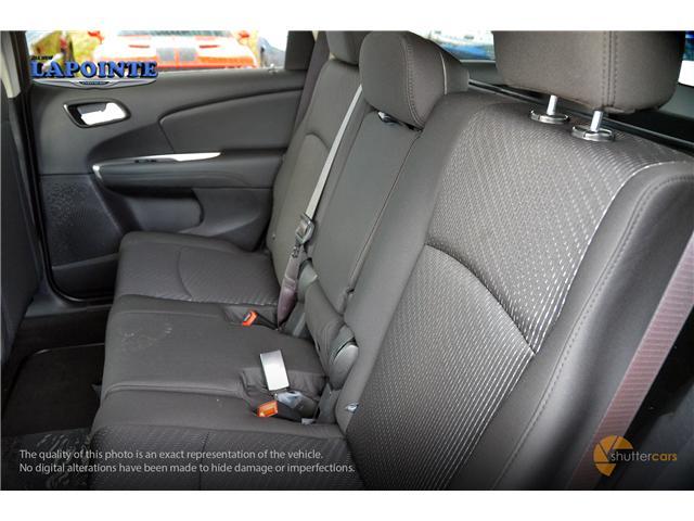2018 Dodge Journey CVP/SE (Stk: 18321) in Pembroke - Image 8 of 20