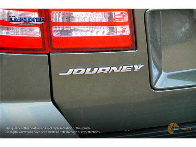 2018 Dodge Journey CVP/SE (Stk: 18323) in Pembroke - Image 5 of 20