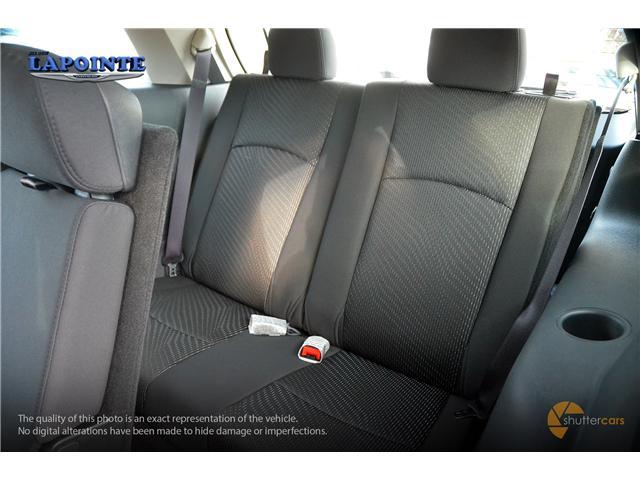 2018 Dodge Journey CVP/SE (Stk: 18323) in Pembroke - Image 9 of 20