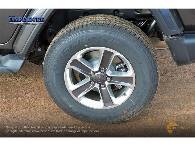 2018 Jeep Wrangler Unlimited Sahara (Stk: 18332) in Pembroke - Image 5 of 20