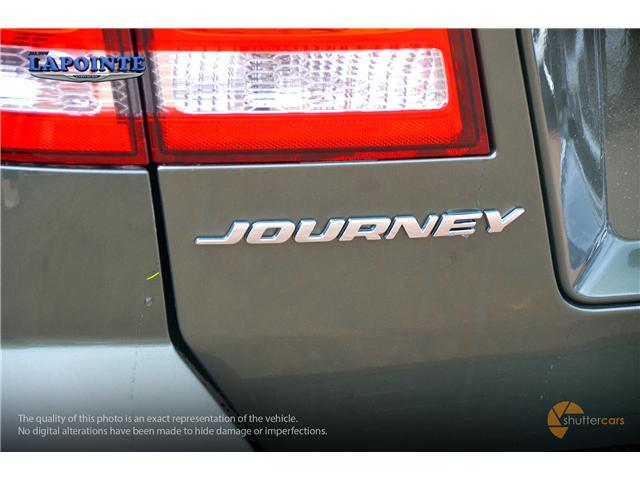 2018 Dodge Journey CVP/SE (Stk: 18335) in Pembroke - Image 5 of 20