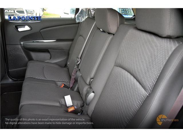 2018 Dodge Journey CVP/SE (Stk: 18335) in Pembroke - Image 8 of 20