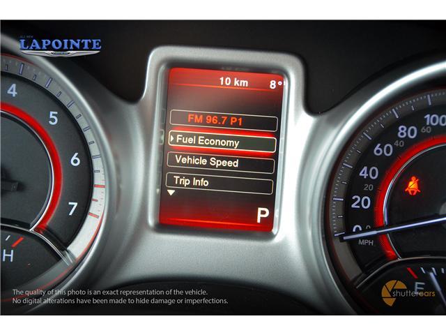 2018 Dodge Journey CVP/SE (Stk: 18335) in Pembroke - Image 13 of 20