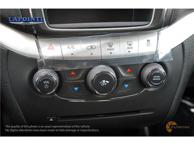 2018 Dodge Journey CVP/SE (Stk: 18335) in Pembroke - Image 17 of 20