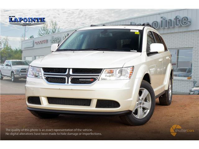 2018 Dodge Journey CVP/SE (Stk: 18342) in Pembroke - Image 1 of 20