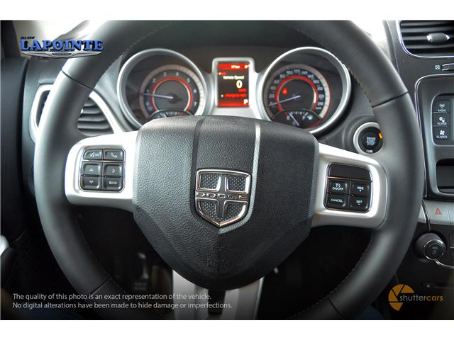 2018 Dodge Journey CVP/SE (Stk: 18342) in Pembroke - Image 11 of 20