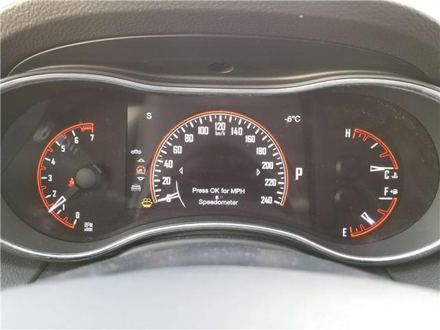2017 Dodge Durango GT (Stk: 18-442A) in Oshawa - Image 11 of 19