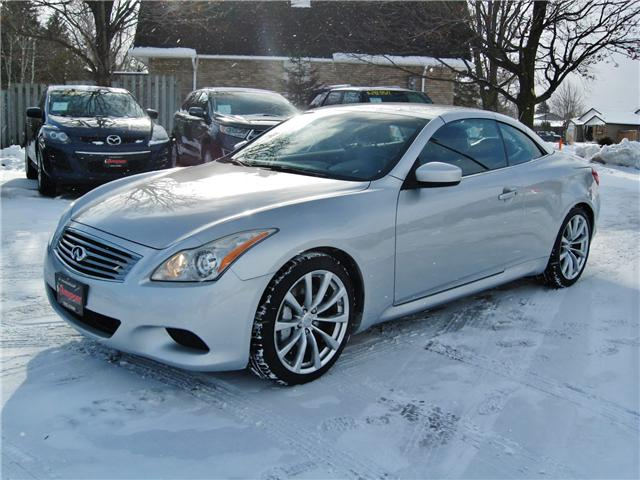 2009 Infiniti G37 Sport Package (Stk: 1436) in Orangeville - Image 2 of 24