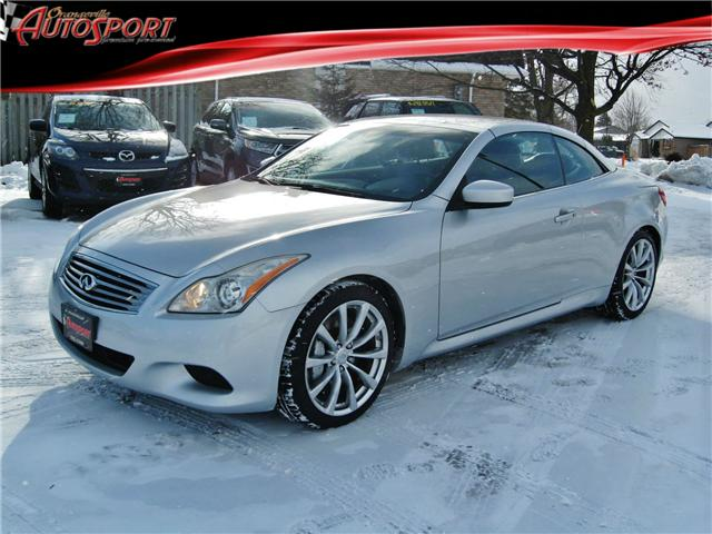 2009 Infiniti G37 Sport Package (Stk: 1436) in Orangeville - Image 1 of 24