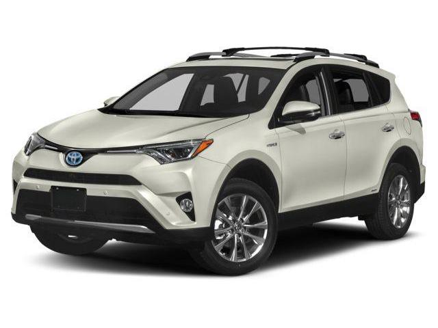 2018 Toyota RAV4 Hybrid Limited (Stk: 184065) in Kitchener - Image 1 of 9