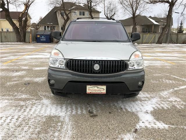 2005 Buick Rendezvous CX Plus (Stk: 9741.0) in Winnipeg - Image 2 of 24