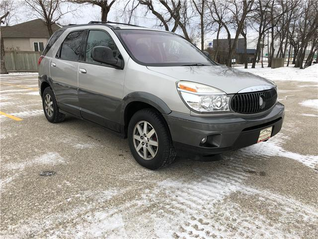 2005 Buick Rendezvous CX Plus (Stk: 9741.0) in Winnipeg - Image 1 of 24