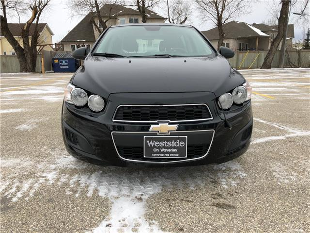 2012 Chevrolet Sonic LS (Stk: ) in Winnipeg - Image 2 of 23