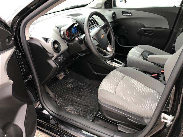 2012 Chevrolet Sonic LS (Stk: ) in Winnipeg - Image 13 of 23