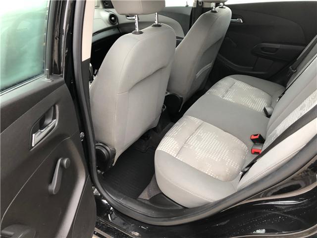 2012 Chevrolet Sonic LS (Stk: ) in Winnipeg - Image 14 of 23