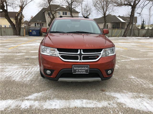 2013 Dodge Journey SXT/Crew (Stk: ) in Winnipeg - Image 2 of 30