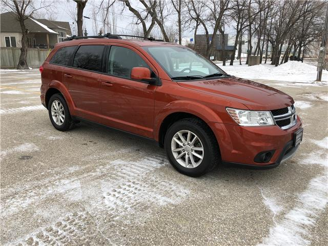 2013 Dodge Journey SXT/Crew (Stk: ) in Winnipeg - Image 1 of 30