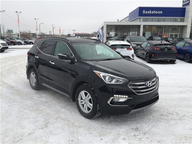 2017 Hyundai Santa Fe Sport 2.0T Limited (Stk: B7146) in Saskatoon - Image 1 of 28