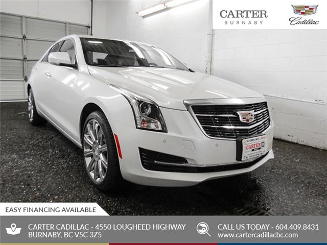 2018 Cadillac ATS 2.0L Turbo Luxury (Stk: C8-32030) in Burnaby - Image 1 of 12