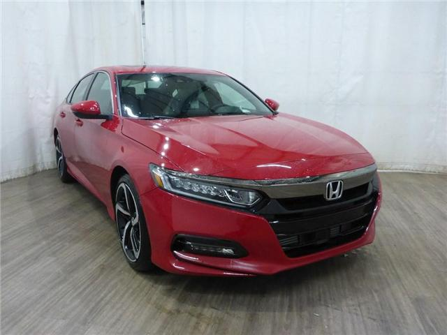 2018 Honda Accord Sport (Stk: 1844059) in Calgary - Image 2 of 30