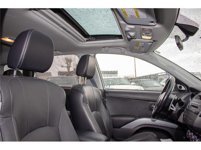2010 Mitsubishi Outlander XLS (Stk: EE898400AB) in Surrey - Image 16 of 24