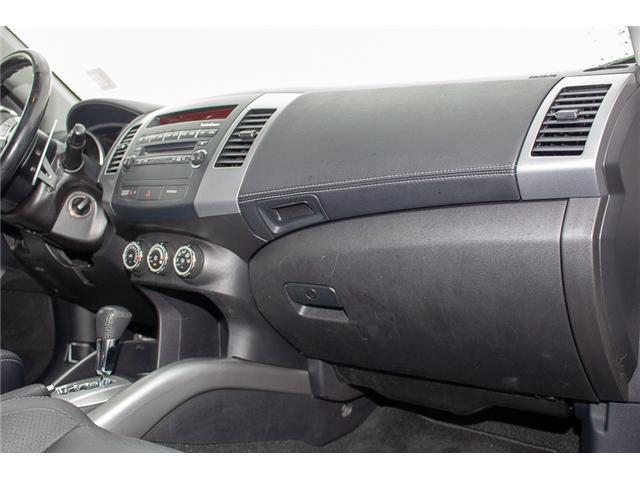2010 Mitsubishi Outlander XLS (Stk: EE898400AB) in Surrey - Image 17 of 24