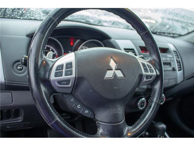 2010 Mitsubishi Outlander XLS (Stk: EE898400AB) in Surrey - Image 18 of 24