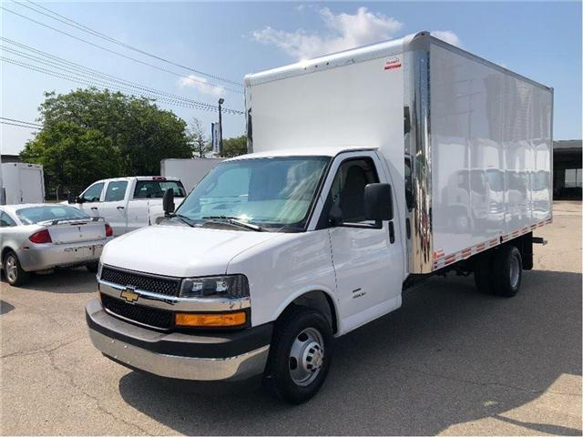2018 Chevrolet 4500 New 2018 Chevrolet Express 4500 Cube-Van (Stk: ST85373) in Toronto - Image 1 of 14