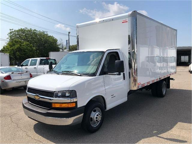 2018 Chevrolet 4500 New 2018 Chevrolet Express 4500 Cube-Van (Stk: ST85373) in Toronto - Image 2 of 14