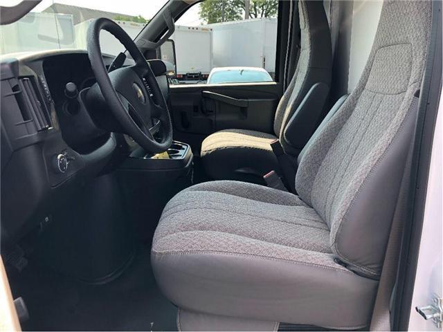 2018 Chevrolet 4500 New 2018 Chevrolet Express 4500 Cube-Van (Stk: ST85373) in Toronto - Image 10 of 14