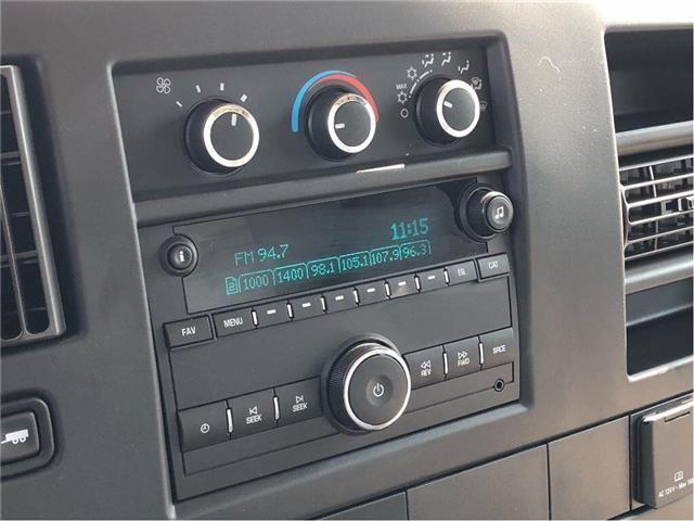 2018 Chevrolet 4500 New 2018 Chevrolet Express 4500 Cube-Van (Stk: ST85373) in Toronto - Image 12 of 14