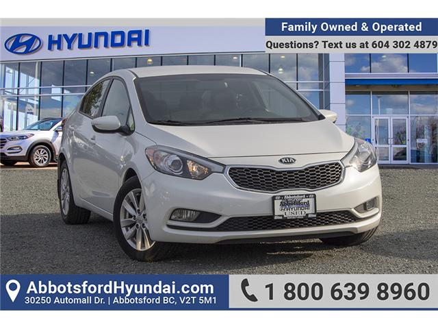 2016 Kia Forte 1.8L LX (Stk: AH8770) in Abbotsford - Image 1 of 26