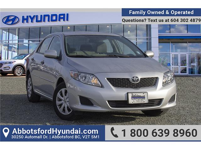 2009 Toyota Corolla CE (Stk: JF539004AA) in Abbotsford - Image 1 of 24