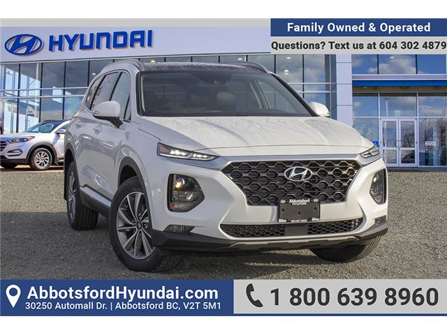 2019 Hyundai Santa Fe Preferred 2.0 (Stk: KF050887) in Abbotsford - Image 1 of 29