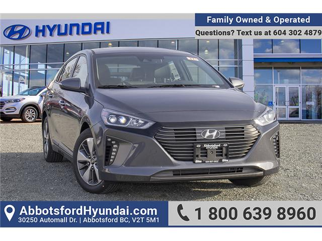 2019 Hyundai Ioniq Plug-In Hybrid Ultimate (Stk: KI121633) in Abbotsford - Image 1 of 29