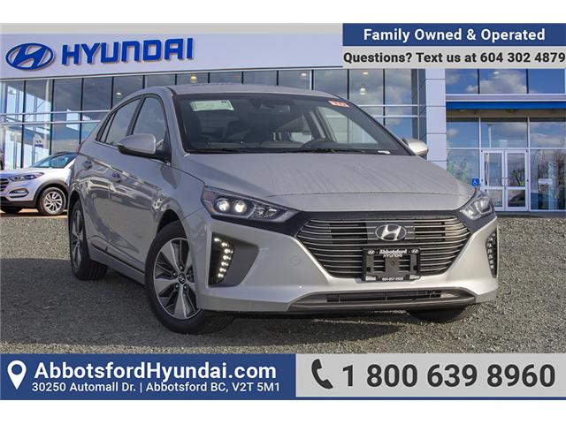 2019 Hyundai Ioniq Plug-In Hybrid Ultimate (Stk: KI121647) in Abbotsford - Image 1 of 28
