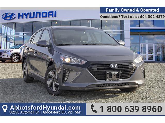2019 Hyundai Ioniq Hybrid Preferred (Stk: KI122952) in Abbotsford - Image 1 of 27