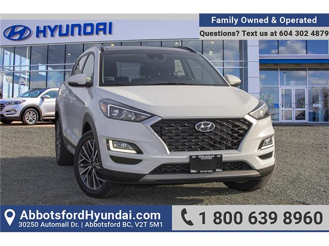2019 Hyundai Tucson Preferred w/Trend Package (Stk: KT845560) in Abbotsford - Image 1 of 28