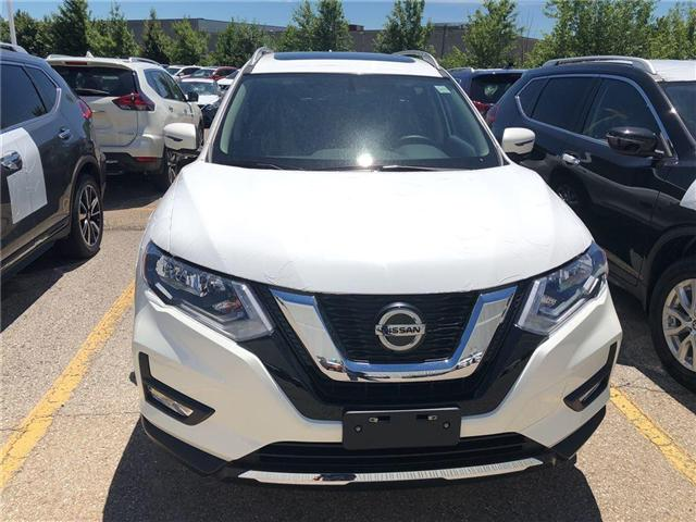 2018 Nissan Rogue SV (Stk: X2217) in Burlington - Image 2 of 5