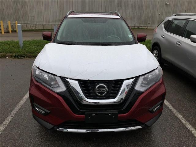 2018 Nissan Rogue SV (Stk: X2297) in Burlington - Image 2 of 5