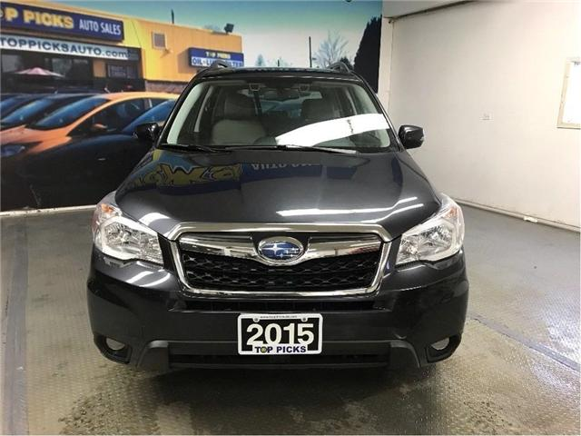 2015 Subaru Forester  (Stk: 424512) in NORTH BAY - Image 2 of 30