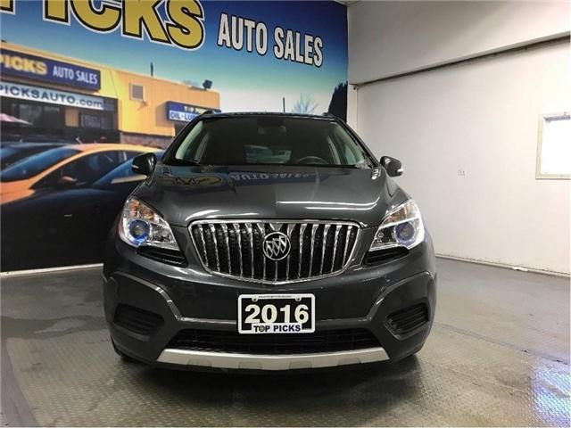 2016 Buick Encore Base (Stk: 703342) in NORTH BAY - Image 2 of 28