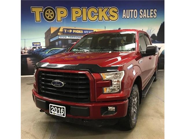 2016 Ford F-150 XLT (Stk: 93376) in NORTH BAY - Image 1 of 30