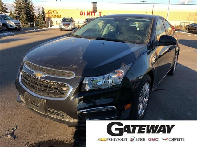 2015 Chevrolet Cruze 1LT|BLUETOOTH POWER PACKAGE| KEYLESS ENT (Stk: 246236A) in BRAMPTON - Image 1 of 1