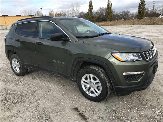 2019 Jeep Compass Sport (Stk: 19435) in Windsor - Image 1 of 11